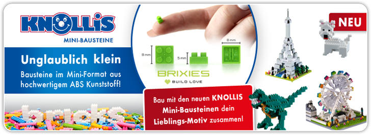 Brixies - Mini-Bausteine